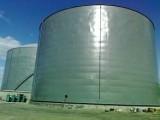 大型钢板仓的优势