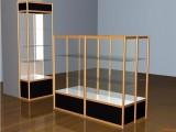 玻璃鈦合金貨架展示柜玻璃手機柜臺