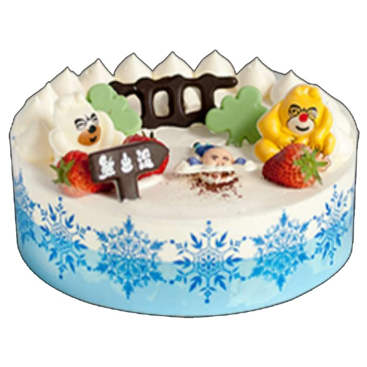 扬州九月森林蛋糕店生日蛋糕同城配送广陵邗江区江都动物奶油