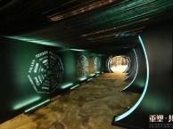 深圳高端演绎节目 3DLOGO屏幕互动秀 舞台灯光音响搭建