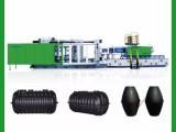 塑料三格式化粪池生产设备,塑料化粪池专用注塑机