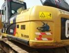 石河子卡特323D二手挖掘机公司直销价格,无中介价格可优惠