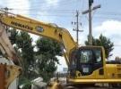 临夏转让二手原装车小松240挖掘机钩机是什么价4年1万公里30.8万