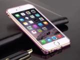 新款I6 Iphone6 4.7寸 5.5寸弧度金边金属边框批发