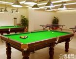 五一 特价销售二手正品星牌台球桌 9成新 青石板 带铜标刺绣