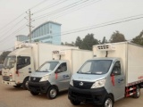 桂林的冷藏保鮮車 藥品運輸車廠家直銷多少錢一輛