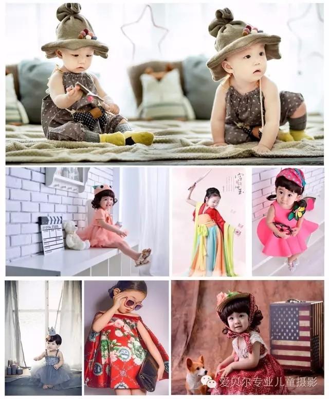 泉州爱贝尔专业儿童摄影,新生儿,百天,周岁摄影