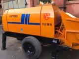 潮州细石混凝土泵出租