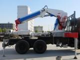 湖北程力30吨折臂吊 折臂吊厂家价格