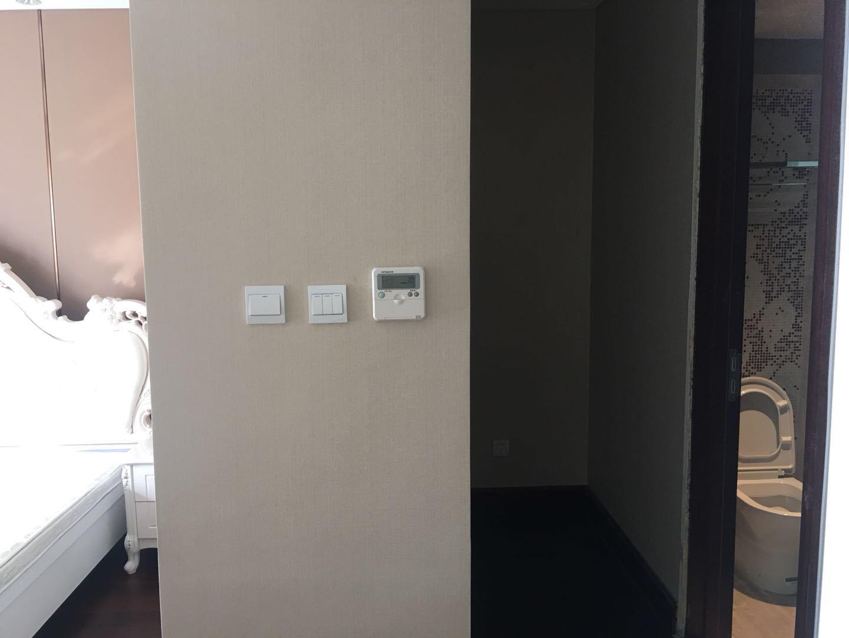 东港星天悦 纯欧式婚房豪华装修1室好房出租 舒适安静 拎包即