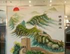专业古建彩绘,墙体彩绘,幼儿园彩绘,大字标语