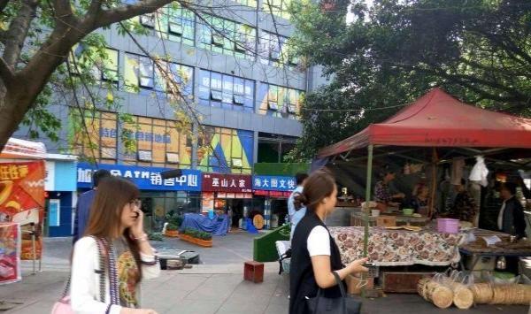 江北南桥寺广场临主干道36平米业主急售图片