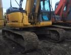 小松PC128US挖掘机性能强劲动作利索