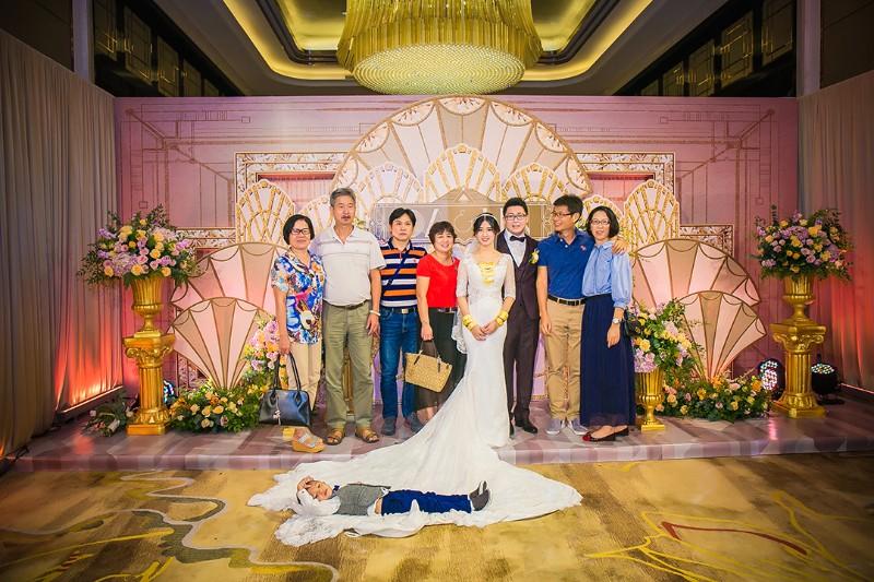 东莞东城婚礼跟妆跟拍最好的工作室,东莞禾一摄影