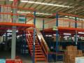 北京密云区专业钢结构夹层制作室内搭建二层钢结构阁楼隔层
