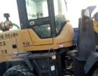 装载机山工好铲车处理了