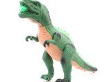 儿童益智玩具 哥斯拉恐龙玩具套装 过家家动物玩偶 塑料模型拼装
