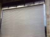 青浦區廠房平移門安裝 電動抗風門安裝 更換卷簾門電機