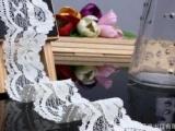 厂家供应 diy蕾丝 氨纶花边批发出口蕾
