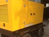 潍坊东昊发电机组移动拖车