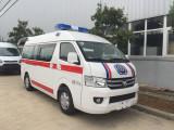 长沙救护车长途转运患者急救设备齐全