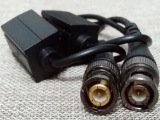防水无源双绞线传输器 视频接头 监控摄像
