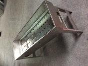 洛阳火红不锈钢网片加工专业供应不锈钢烧烤炉-野外烧烤炉厂家