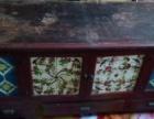 老炕琴柜(整体带瓷砖)