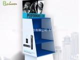 纸货架,纸展示架,纸堆头,POP展示用品设计