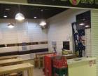出租或转让下沙大学城福雷德广场餐饮旺铺带设备带证照