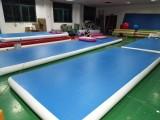 上海练明跆拳道气垫 体操垫 防护垫 空翻垫子