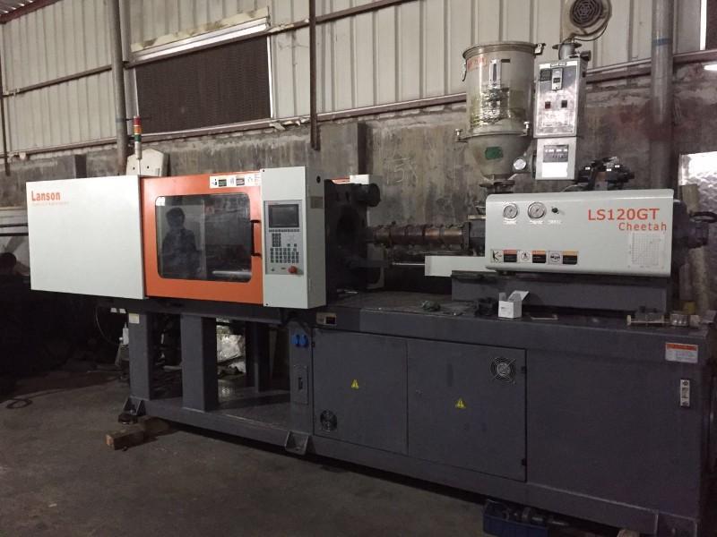 工厂生产中机台联升LS120GT原装变量泵注塑机批发转让