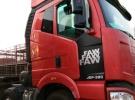 二手解放J6半挂双驱出售全国 首付8万即可上路4年12万公里10万