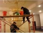 美吉亚专业水晶灯清洗养护还原夺目璀璨的光彩