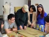 华艺服装设计培训服装设计服装打板服装CAD培训