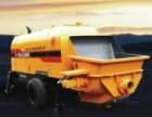 防城港市输送泵出售公司出售二手地泵输送泵混凝土柴油拖泵车载泵