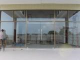 滨海新区玻璃门地弹簧维修 故障排除