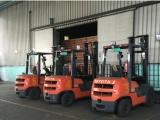 3吨合力k系列叉车/1-2t 电瓶柴油液压平衡重式二手叉车