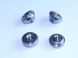 河北厂家直销自锁螺母价格 现货供应 不锈钢自锁螺母LAC