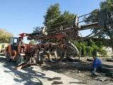 DW2-45轮胎式双臂液压钻孔台车