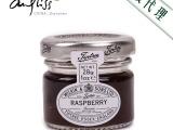 安得利 进口食品 英国缇树 草莓味 果酱28g 一级代理 小瓶装