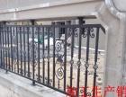 制作各种铁艺门铝艺门铁艺护栏铝艺护栏铸铁护栏
