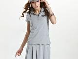 夏款纯棉蓝色半身裙批发 出厂价运动女装半身裙时尚超短迷你裙