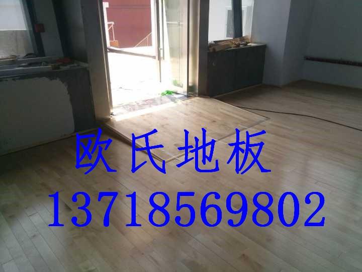 上海实木运动 为什么说体育馆安装运动木地板是环保的较佳选择?