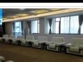 单人皮布艺沙发办公室酒店会所贵宾接待沙发中南海沙发