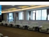 办公沙发布艺贵宾沙发接待沙发椅会客会议沙发办公家具