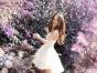 阳春三月繁花浪漫拍摄时节-伊菲蒂娜与您相约在花季