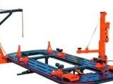 使用新型欧式方拉塔单边升降大梁校正仪