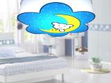 常州顶灯儿童房LED卡通吸顶灯客厅卧室灯具男孩女孩房间灯饰特价