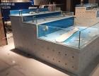 深圳海鲜池定做费用 饭店海鲜鱼池定做 东坦海鲜鱼池定做